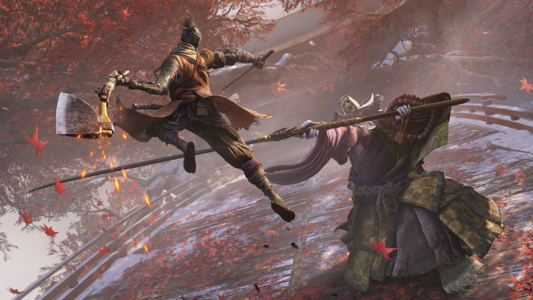 Sekiro: Shadows Die Twice скриншот