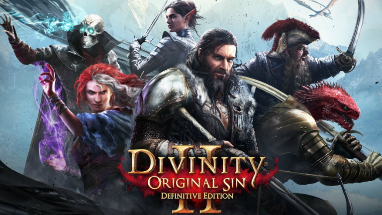 Divinity: Original Sin 2 – Definitive Edition арт