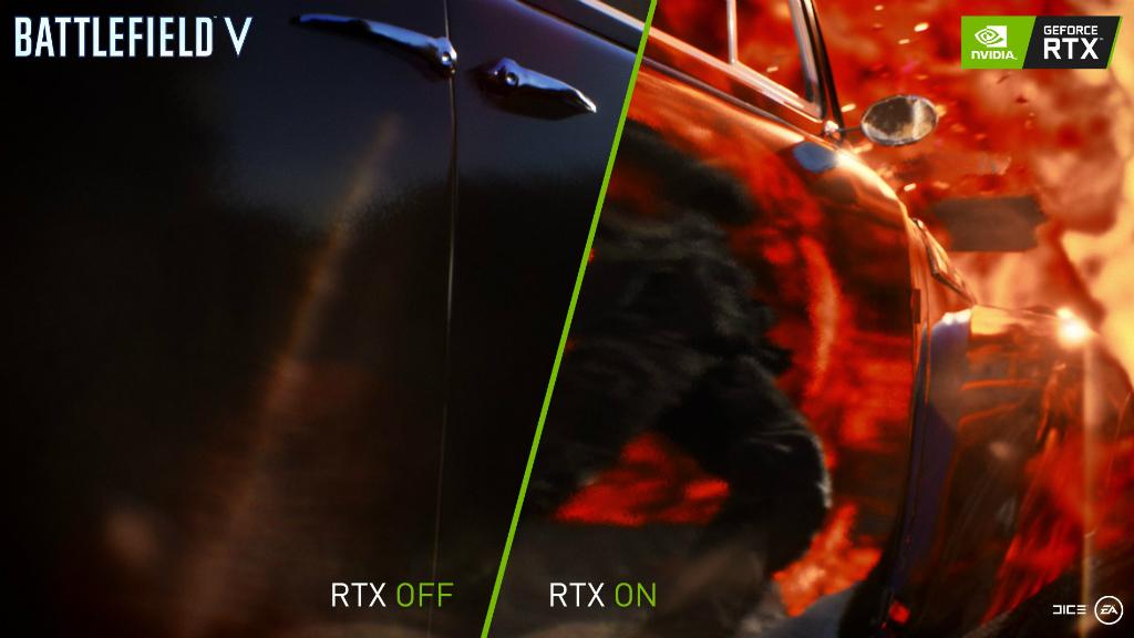 Battlefield V RTX