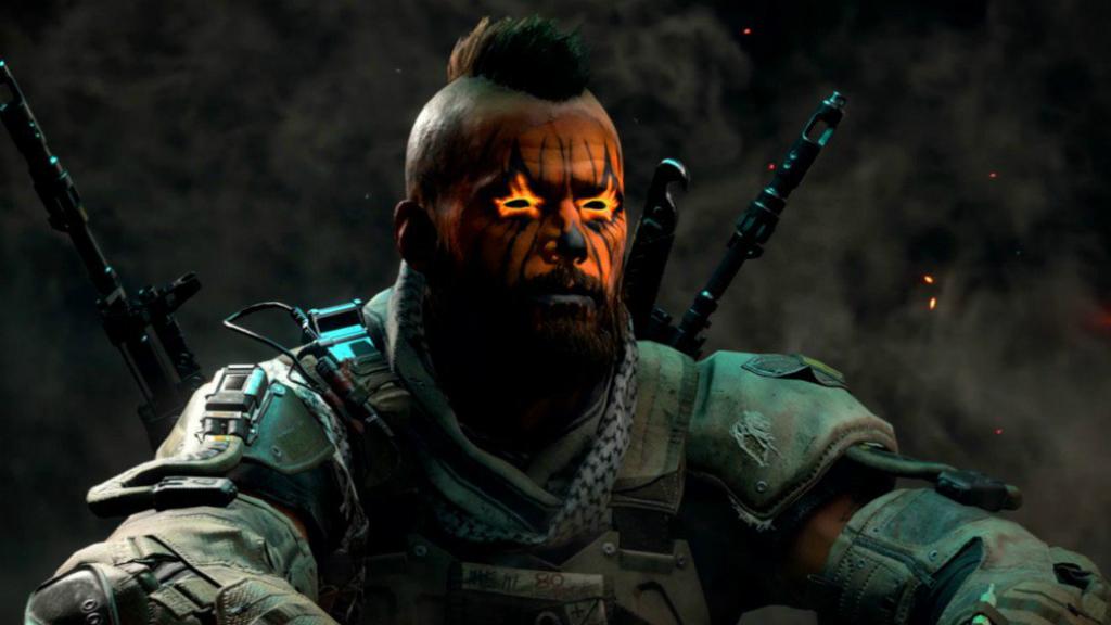 Call of Duty Black Ops 4 Halloween