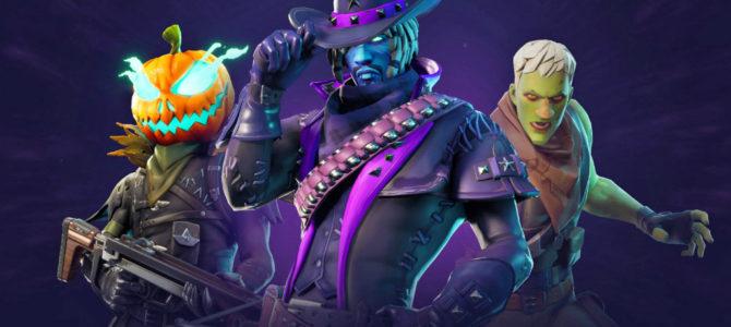 Хэллоуин 2018 в играх: от Fortnite до For Honor