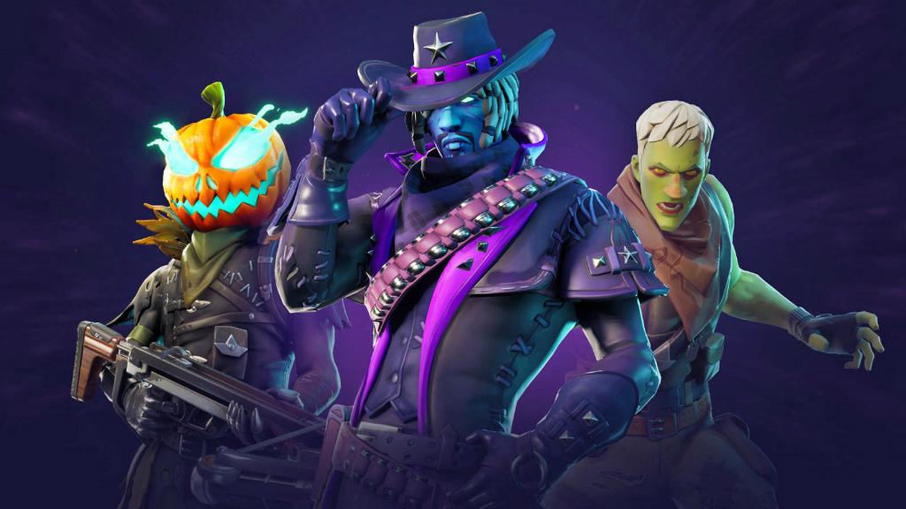 Хэллоуин 2018 в играх