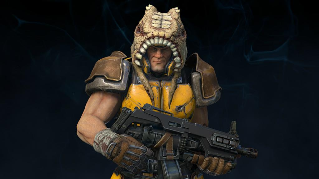 Quake Champions Halloween