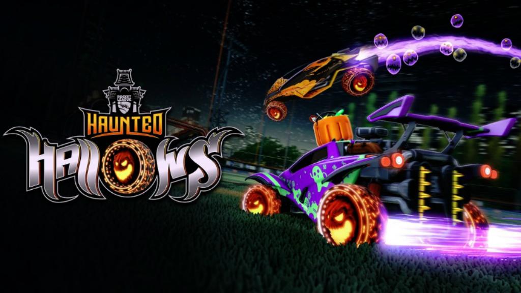 Rocket League Halloween