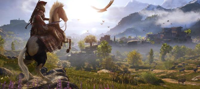Assassin's Creed Odyssey: системные требования, тесты и курс на облачный гейминг