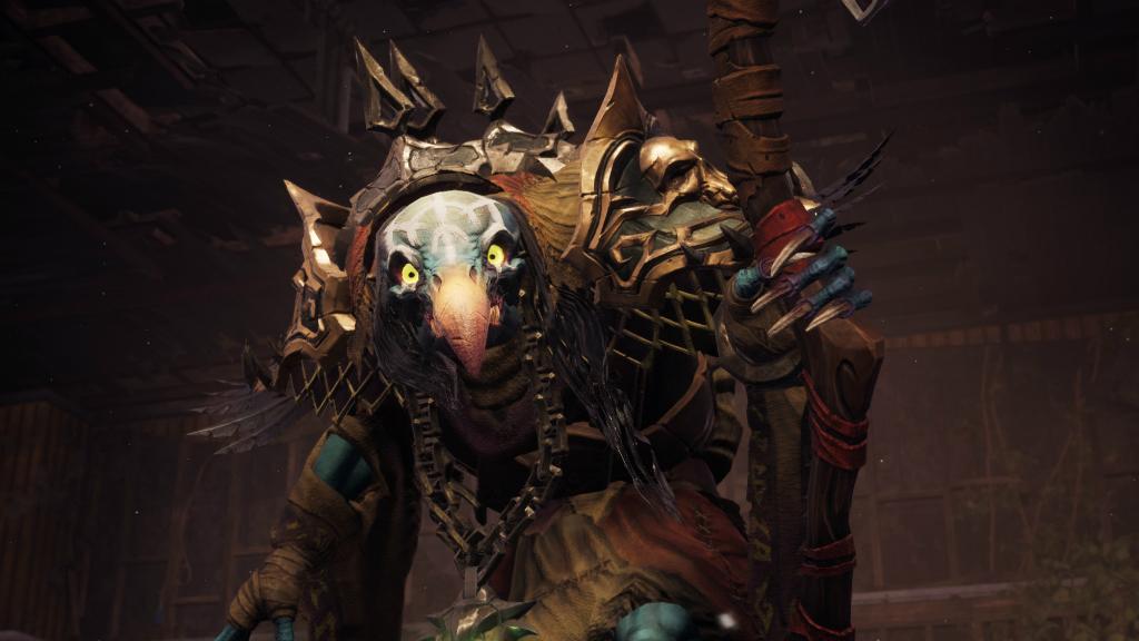Darksiders 3 скриншот