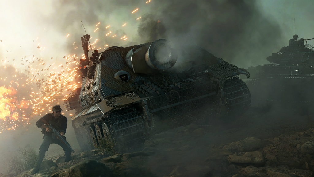 Battlefield 5 скриншот