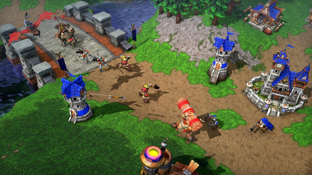 Warcraft 3: Reforged скриншот