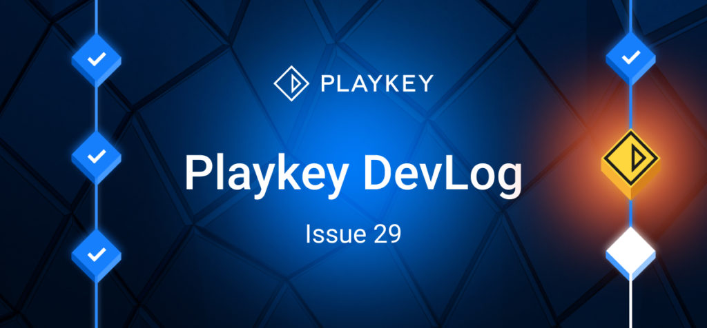 PLAYKEY - Decentralized Cloud Gaming Platform