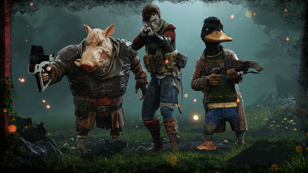 Mutant Year Zero: Road to Eden арт