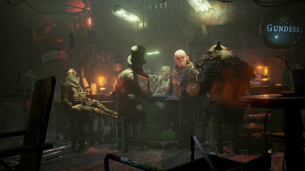 Mutant Year Zero: Road to Eden скриншот