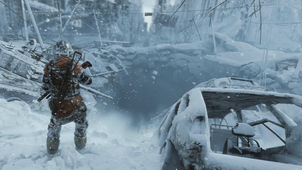Metro: Exodus скриншот