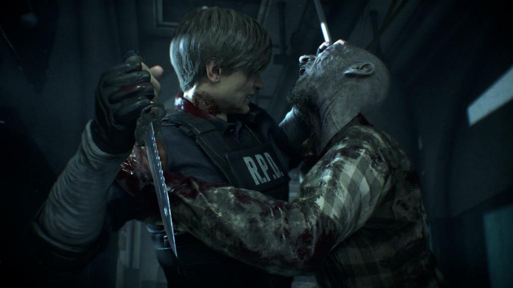 Resident Evil 2 Remake Скриншот