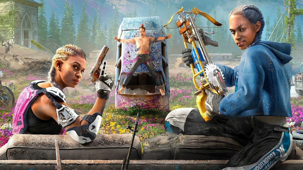 Far Cry: New Dawn скриншот
