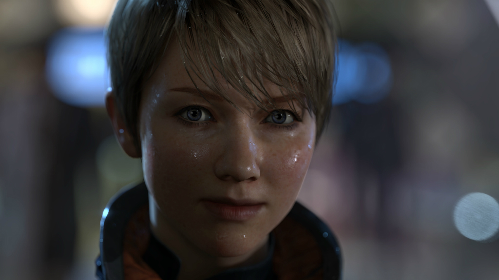 Detroit: Become Human скриншот