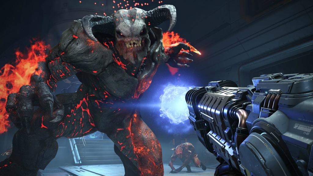 Doom Eternal скриншот