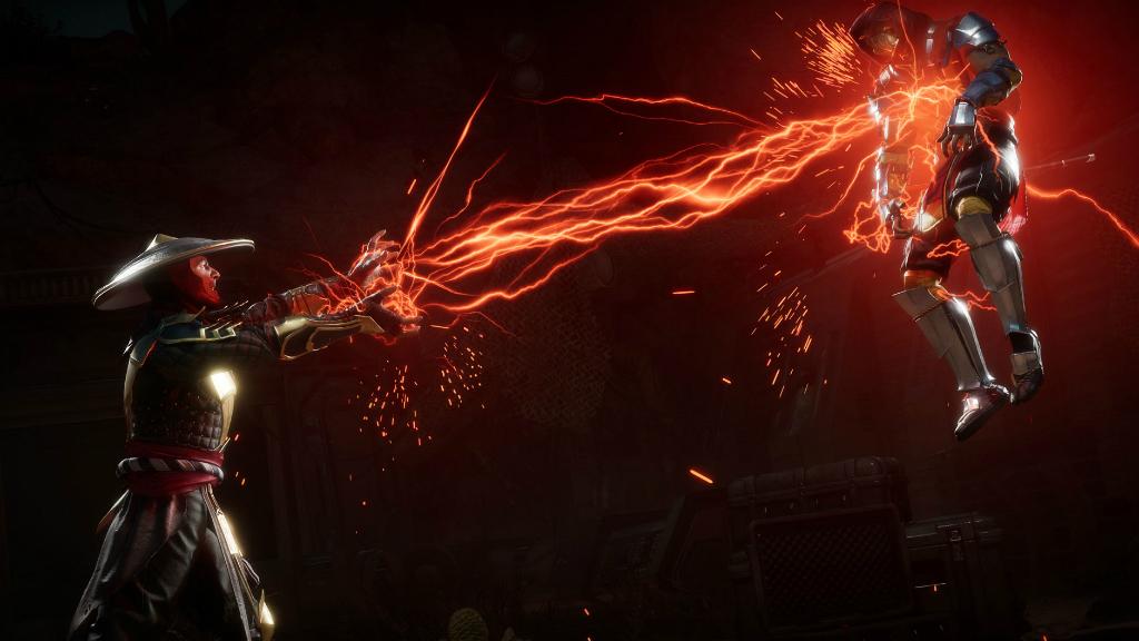 Mortal Kombat 11 скриншот