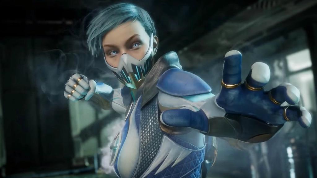 MK 11 скриншот