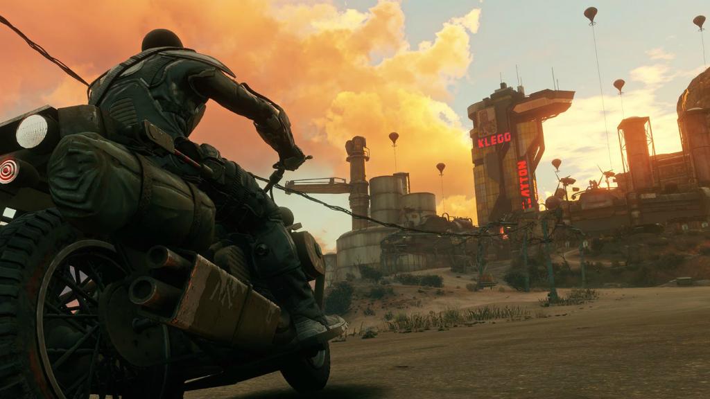 Rage 2 скриншот