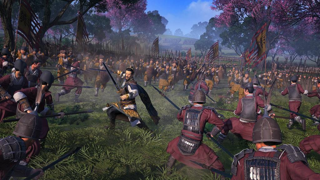 Total War: Three Kingdoms скриншот