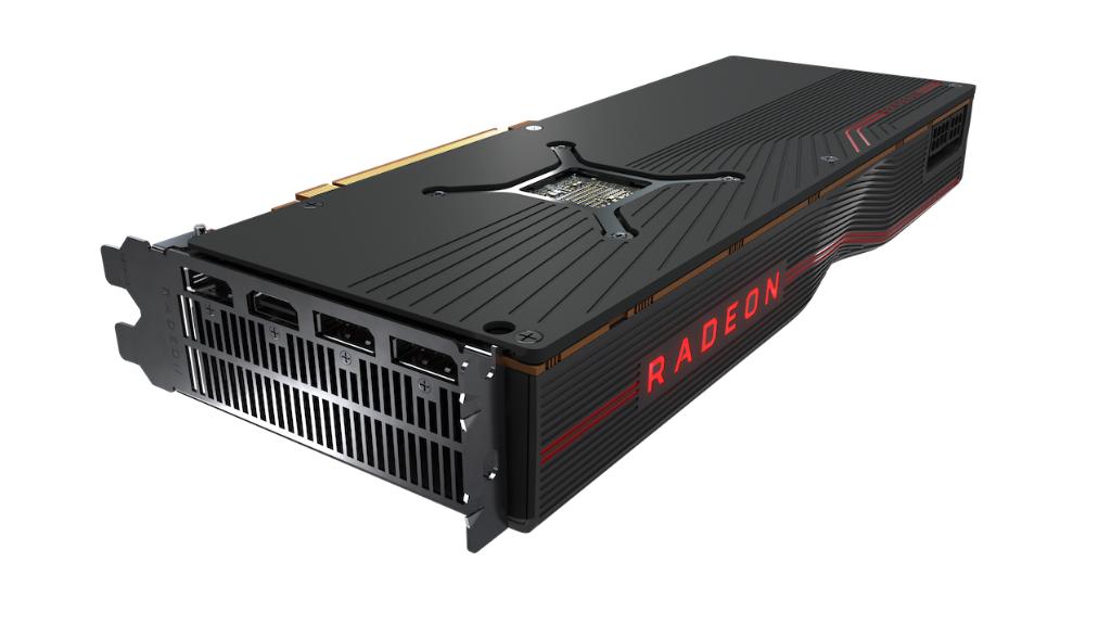 Radeon RX 5700 фото