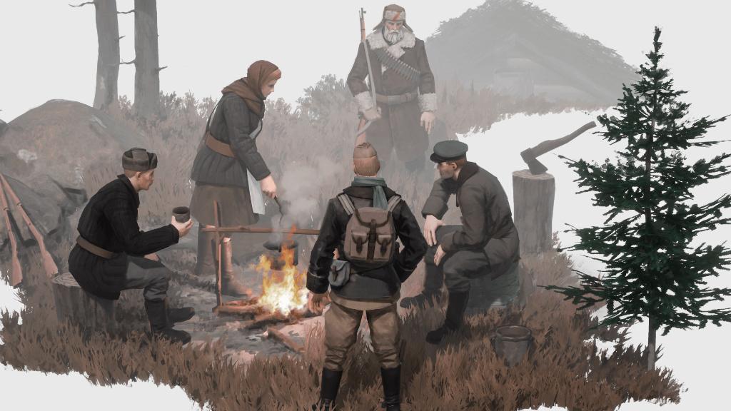 Partisans 1941 арт
