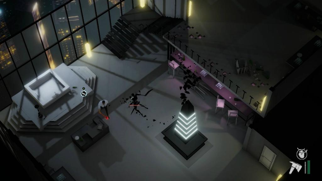 Skyhill: Black Mist скриншот