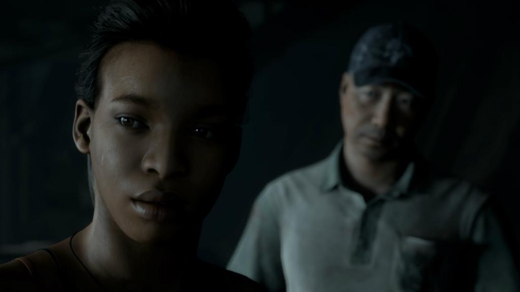 The Dark Pictures: Man of Medan скриншот